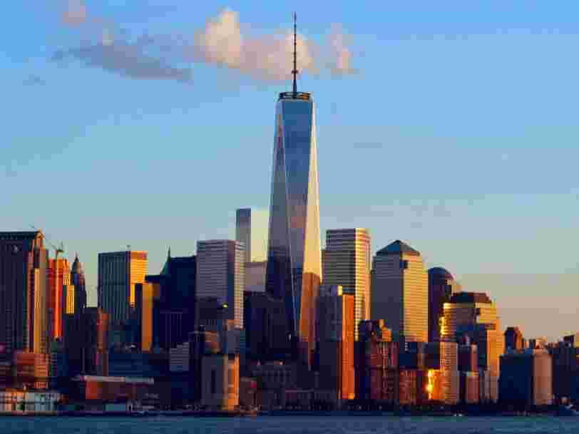 Le classement des 17 plus hauts gratte-ciels du monde