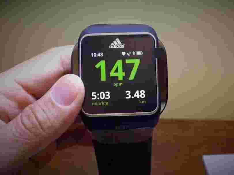 Adidas arrête la fabrication d'objets connectés — Fitbit seul doit l'aider à concurrencer Nike