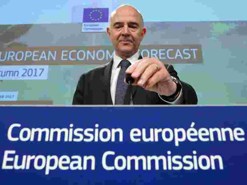 L'Europe vient de donner un signe encourageant sur la sortie de la France de la procédure de déficit excessif