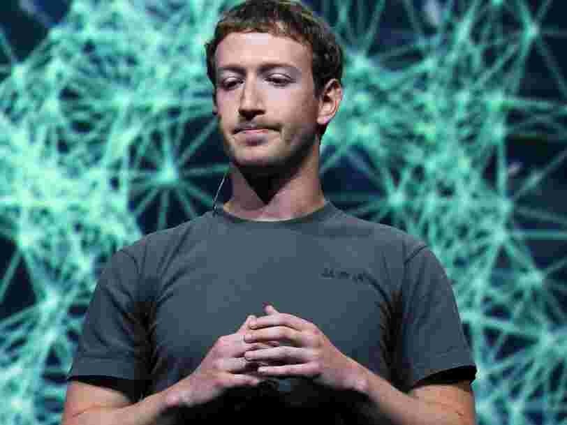 Le gadget de chat vidéo de Facebook s'appellera 'Portal' et serait lancé plus tard dans l'année pour 499$