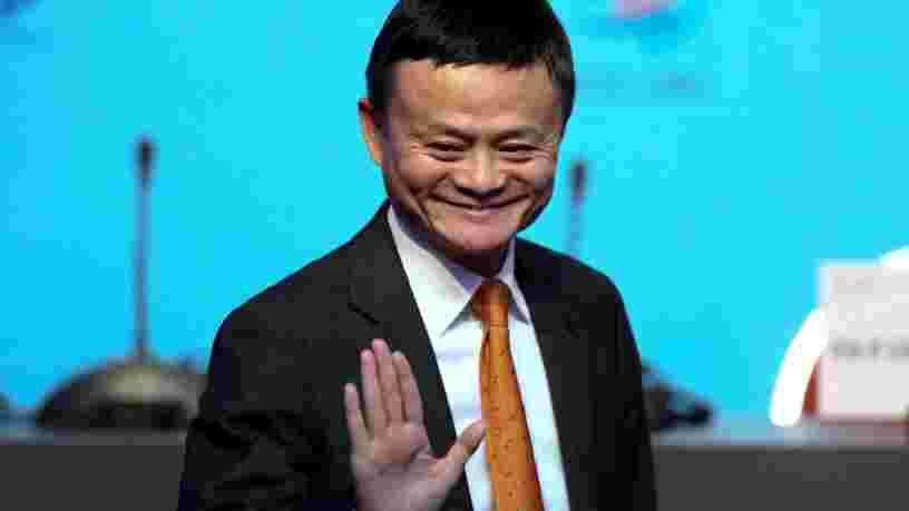 Jack Ma, cofondateur du géant tech chinois Alibaba, prendra sa retraite en septembre 2019