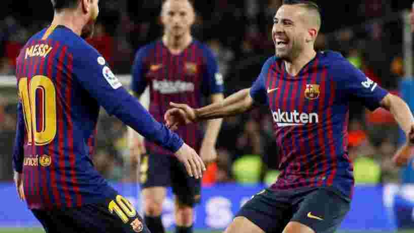Le FC Barcelone est l'équipe tous sports confondus qui paye le mieux ses joueurs au monde — ils gagnent en moyenne 12 M€ par an