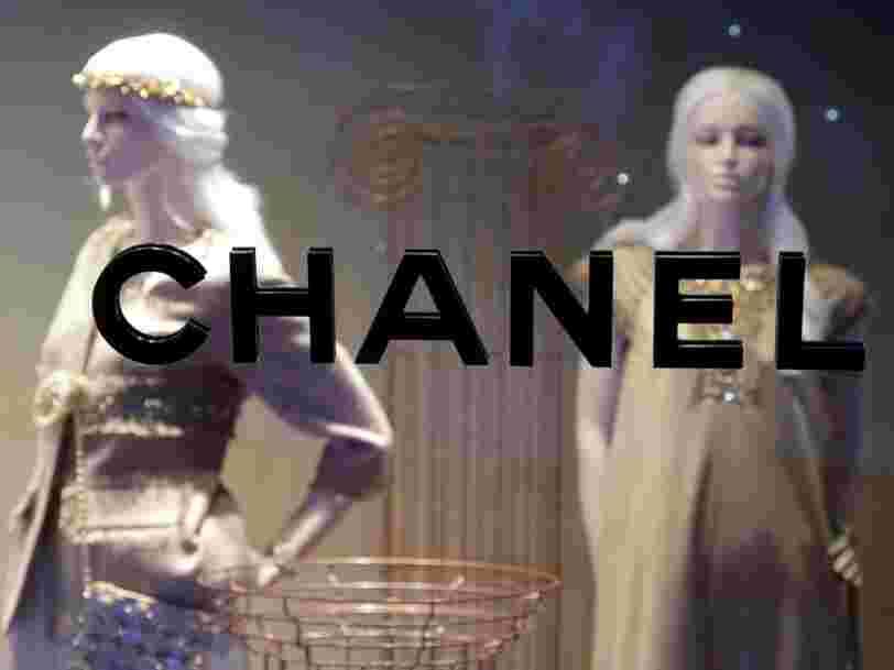 Chanel investit dans le site de mode britannique Farfetch