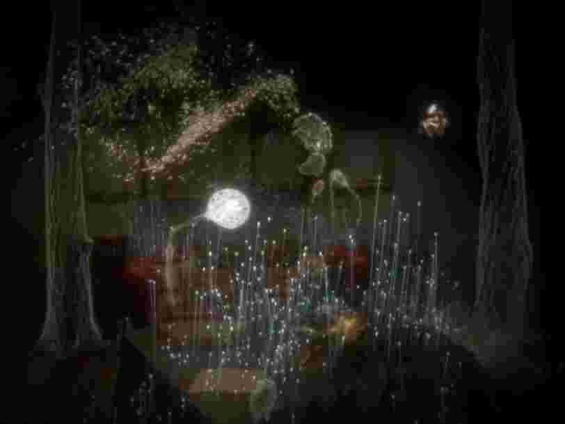 Magic Leap a diffusé 5 secondes d'une vidéo montrant son très attendu logiciel de réalité augmentée