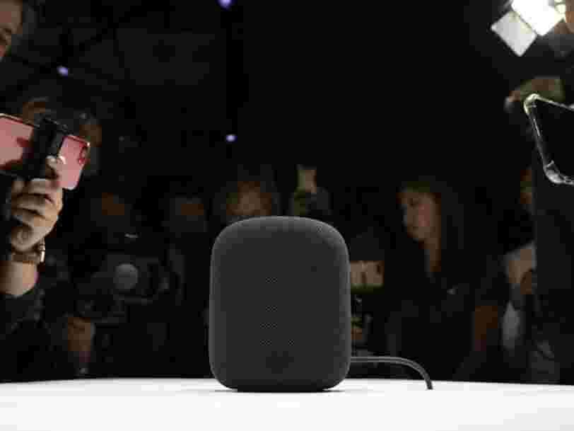 Apple sortirait un HomePod plus petit et moins cher cette année — et c'est exactement ce dont Apple a besoin pour s'imposer dans la maison connectée