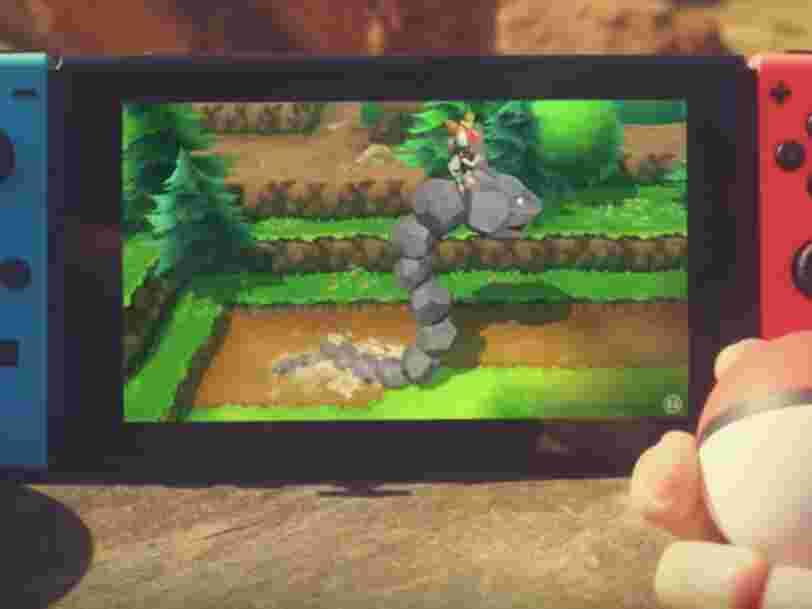 Nintendo vient d'annoncer 3 nouveaux jeux Pokémon sur Switch — et l'un d'entre eux est déjà disponible gratuitement