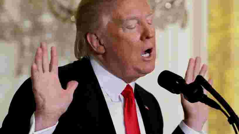 Donald Trump confond les 2 dirigeants les plus puissants de l'Union européenne