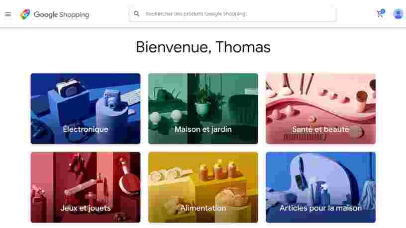 Google Shopping s'attaque à Amazon en France, voici comment le service fonctionne