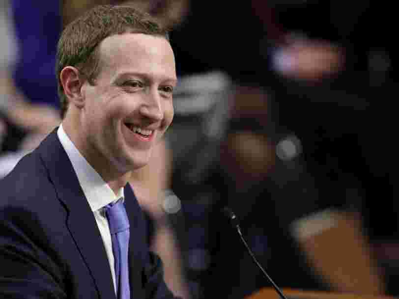Facebook a laissé 60 entreprises, dont Apple, Amazon et Samsung, accéder aux données de ses utilisateurs