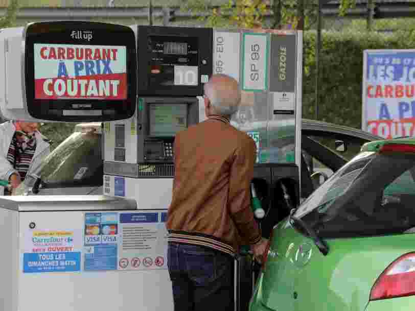 Le premier ministre vient de dévoiler son plan face à la hausse du prix des carburants — voici ce qui va changer
