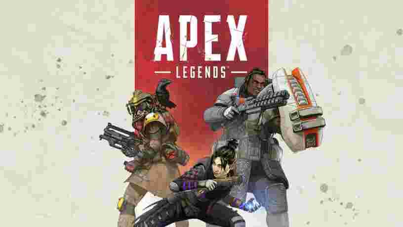 Apex Legends : le rival de Fortnite séduit 50 millions de joueurs en 1 mois