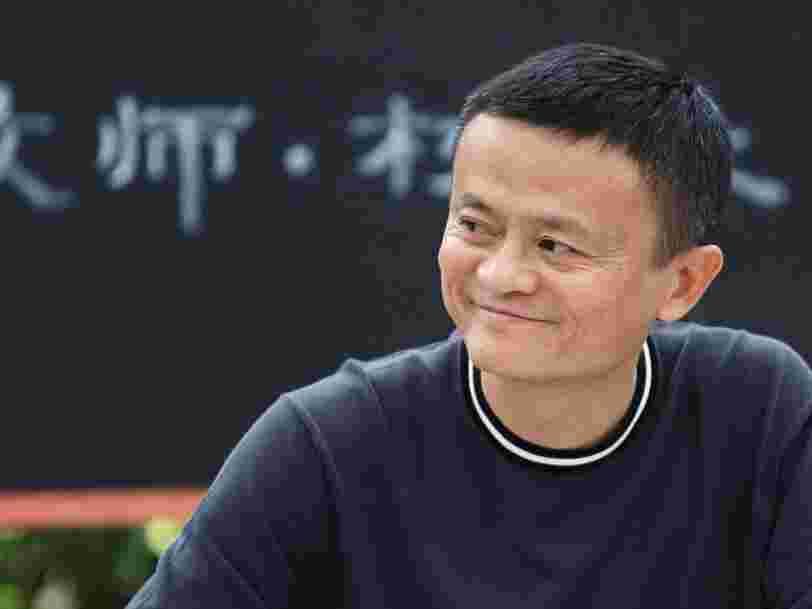 L'incroyable histoire de Jack Ma, le cofondateur d'Alibaba qui prend sa retraite