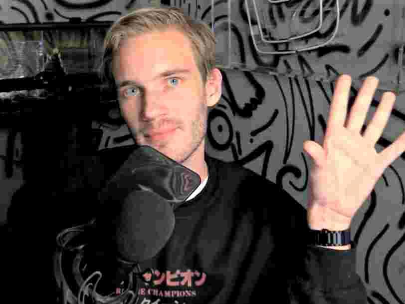 PewDiePie est le premier YouTuber à atteindre 100 millions d'abonnés... et les 6 choses à savoir dans la tech