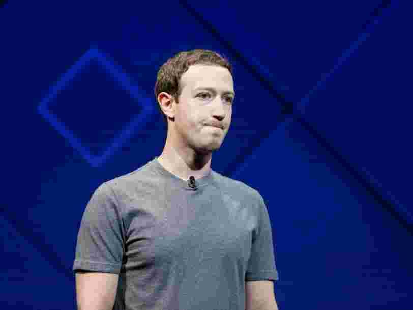 Facebook a suspendu une autre appli liée à l'université de Cambridge car elle aurait siphonné les données de 3 millions d'utilisateurs