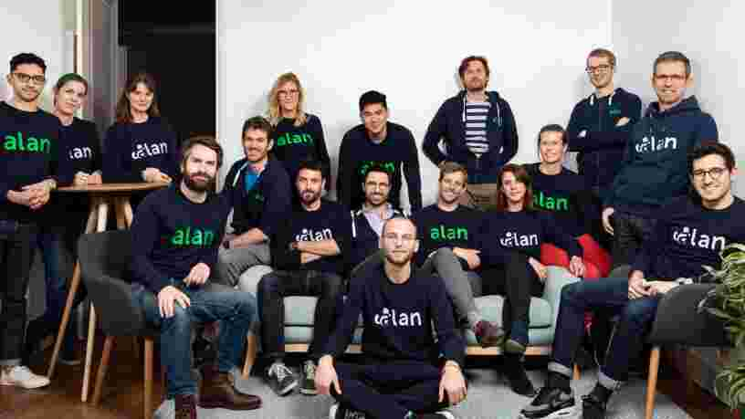 La startup Alan se rêve en 'Free de l'assurance santé', son patron milite pour la fin d'une pratique qui pourrait faire économiser 1 Md€ aux Français