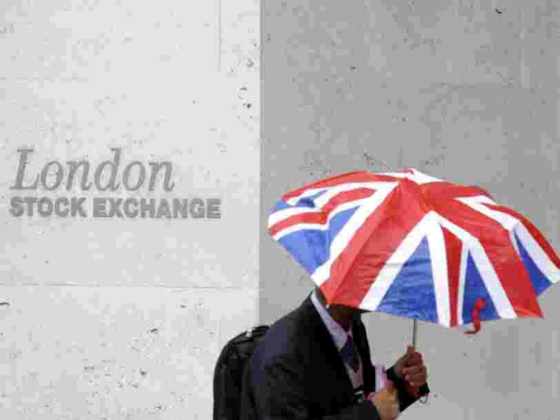 La Commission européenne échafaude un plan qui pourrait menacer 83.000 emplois dans la finance à Londres