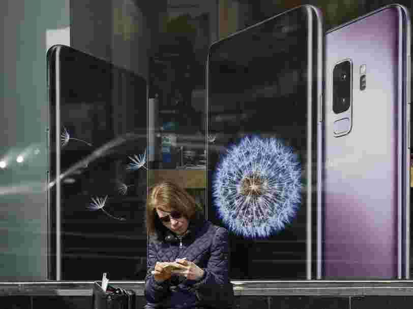 Samsung pourrait sortir son premier smartphone à écran pliable dès 2019 — voici ce que l'on sait sur cette nouveauté