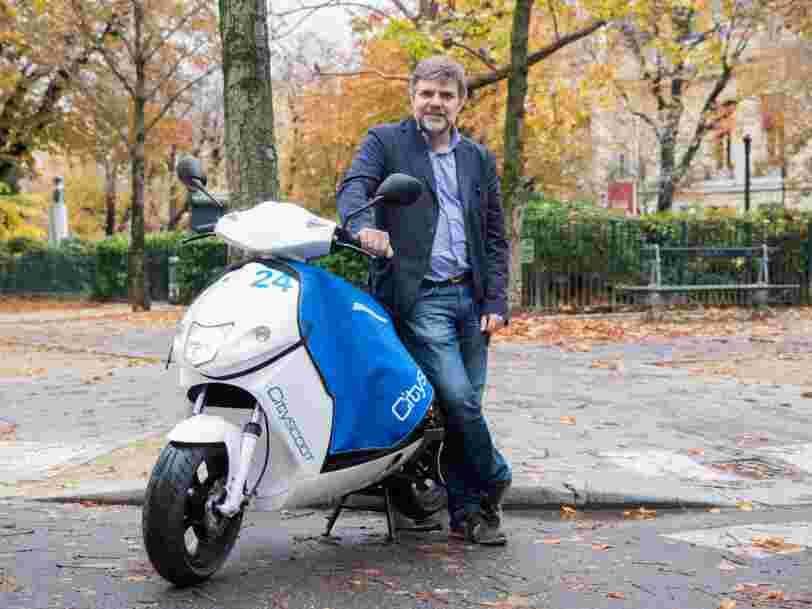 Ce moyen de transport électrique gagne du terrain à Paris car il contourne une contrainte essentielle d'Autolib