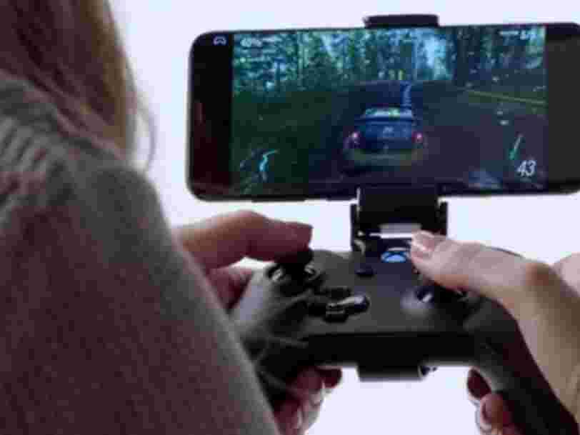 Le Project xCloud de Microsoft va vous permettre de jouer à des jeux Xbox directement sur votre smartphone ou votre tablette