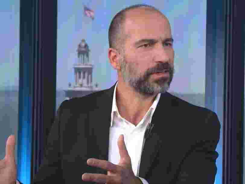 L'un des premiers investisseurs d'Uber liste les 5 étapes les plus urgentes que le nouveau patron devra suivre pour sauver la startup la plus chère au monde