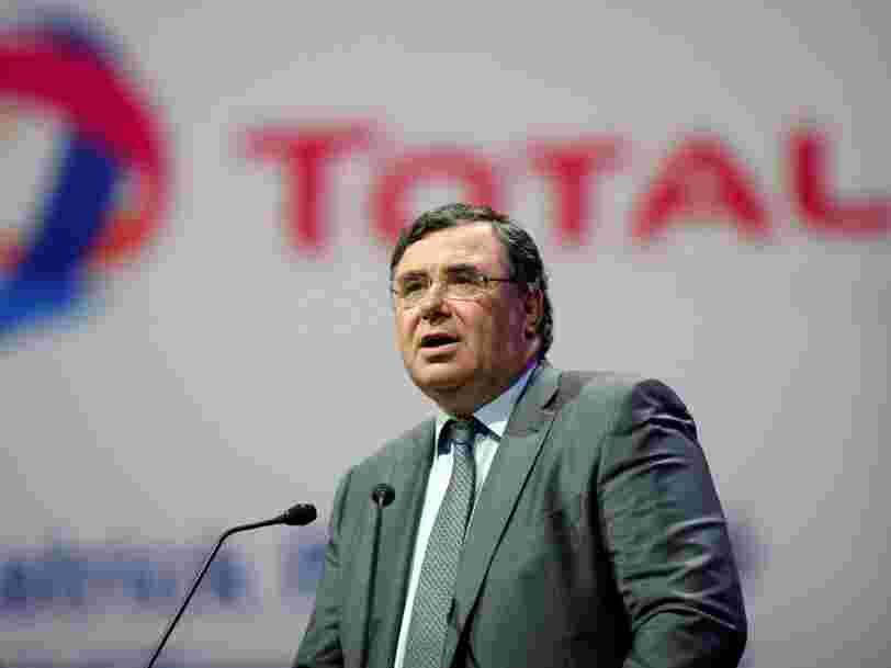 Total est le premier groupe pétrolier de retour en Iran en prenant un pari à 1 Md$ avec Donald Trump