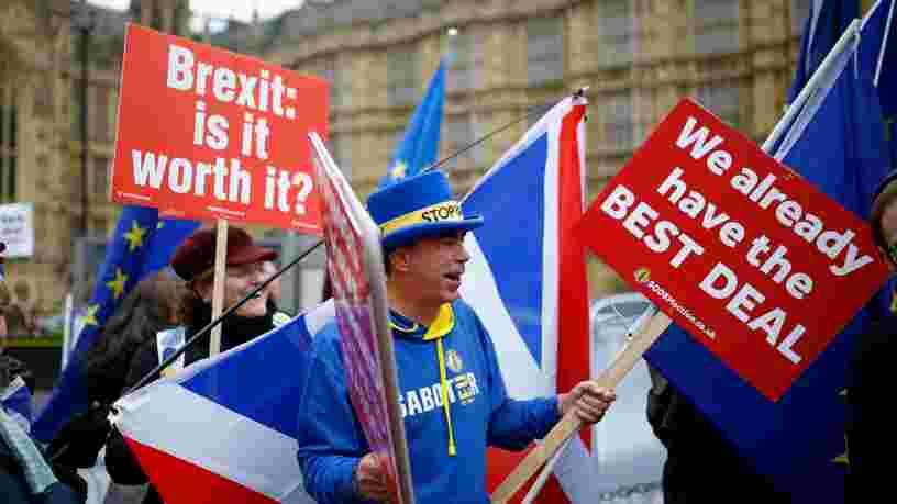 Le Brexit a 40% de chances de ne pas avoir lieu selon JP Morgan