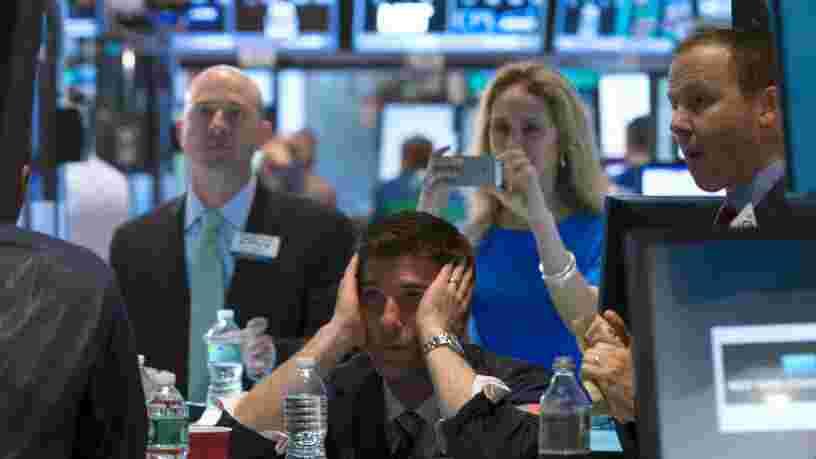 Des foules de traders de Wall Street arrêtent de travailler pendant les matchs de la Coupe du Monde — et 2 équipes ont tendance à distraire bien plus que les autres