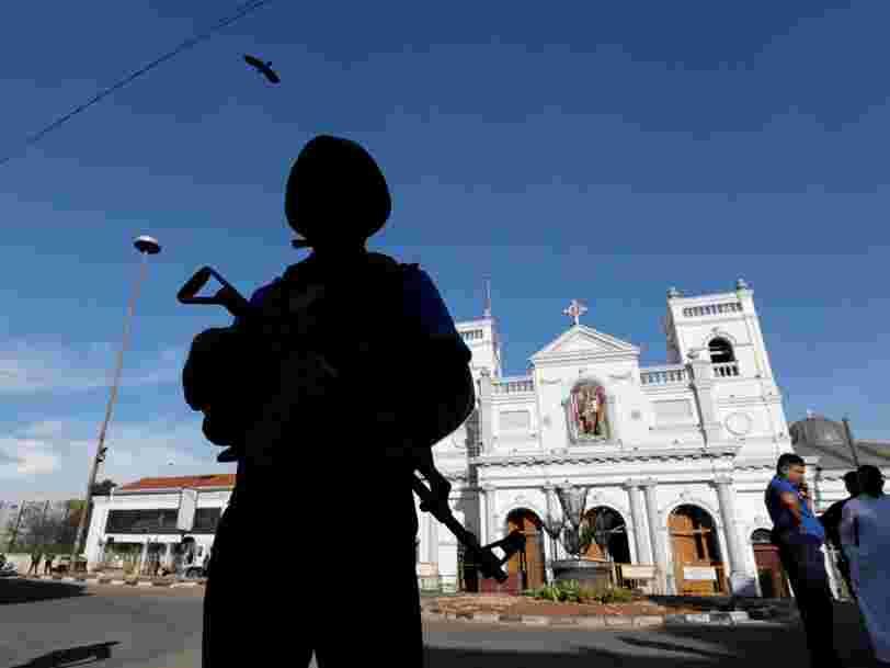 """Les autorités sri-lankaises voient """"un réseau international"""" derrière les attentats du dimanche de Pâques"""