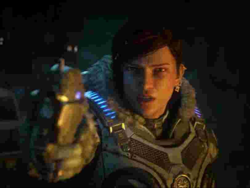 Microsoft vient d'annoncer 'Gears 5', le nouveau volet de sa franchise à succès 'Gears of War'