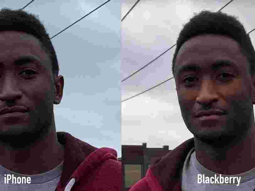 Un célèbre Youtubeur a fait un blind test pour élire le meilleur appareil photo pour smartphone et l'iPhone a perdu dès le premier tour