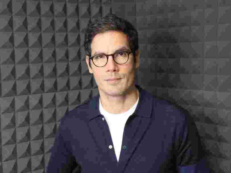 L'ancien PDG de Radio France Mathieu Gallet fait le pari que vous êtes prêts à payer pour écouter des podcasts