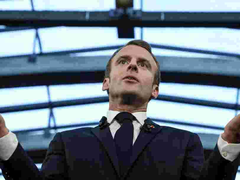 Une étude détaille qui sont les gagnants et les perdants de la politique fiscale d'Emmanuel Macron