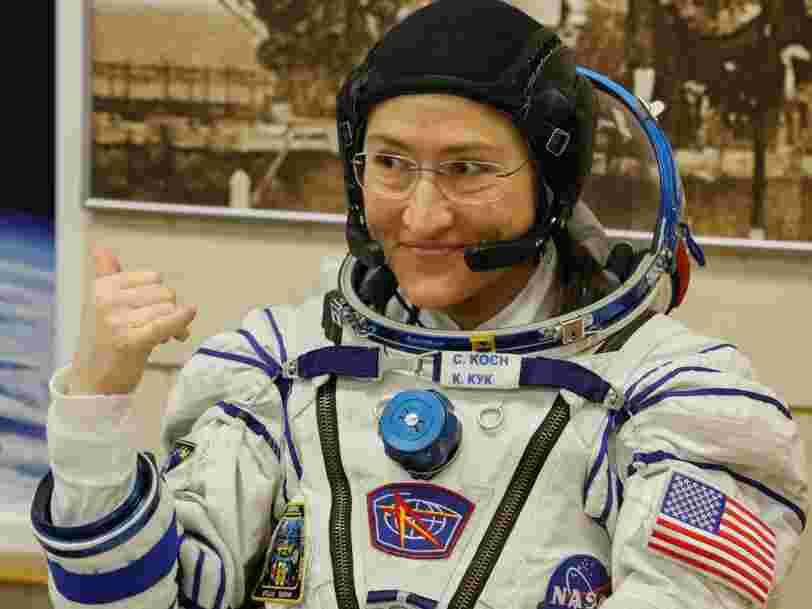 Pourquoi la NASA a manqué de combinaisons pour la première sortie dans l'espace 100% féminine de l'histoire