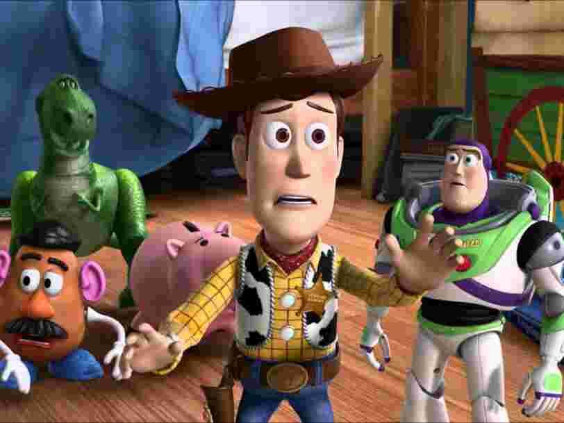 Il n'y aura bientôt plus aucun film de Disney ou Pixar sur Netflix