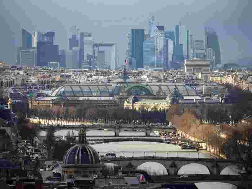 Paris ne battra pas Londres après le Brexit car 'les Français ont moins l'esprit financier', estime la patronne française d'un fonds de 60 Mds$