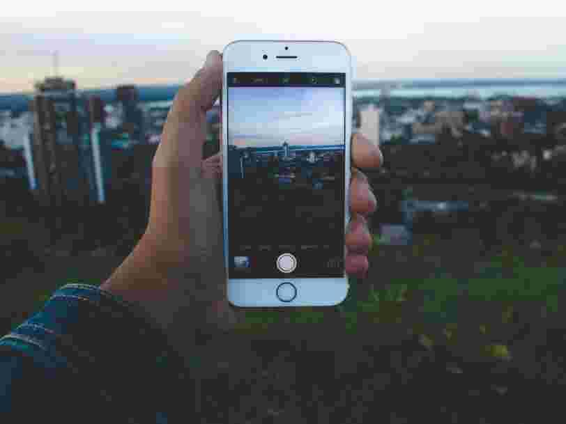 Voici les 10 plus belles photos prises avec un iPhone, selon Apple