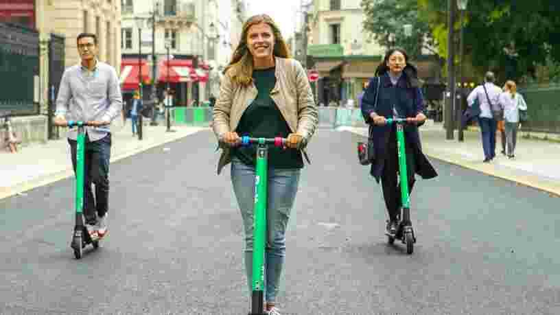 Taxify se lance dans les trottinettes et choisit Paris pour ouvrir la nouvelle ligne de front avec Uber