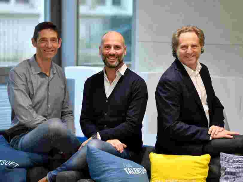 Goldman Sachs et Bpifrance participent à un tour de 45 M€ dans l'éditeur de logiciel Talentsoft alors que les DRH cherchent à se libérer du temps