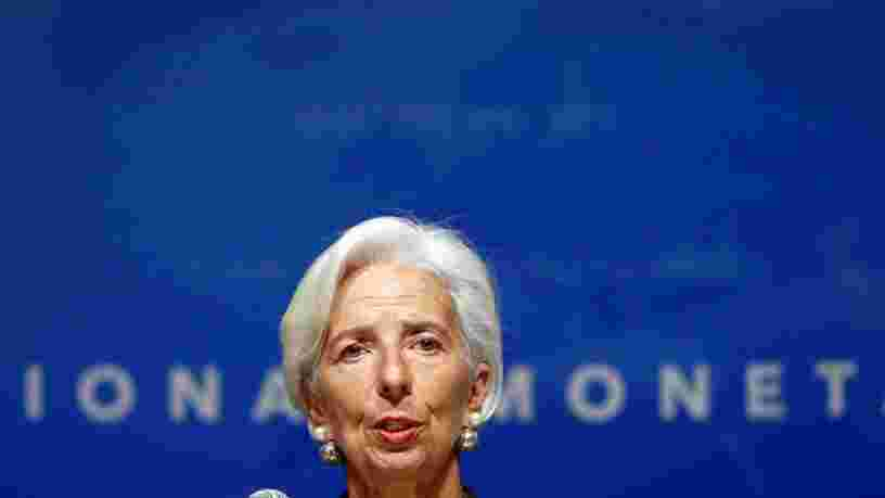 Le FMI anticipe une stabilisation de la croissance mondiale en raison notamment des tensions commerciales