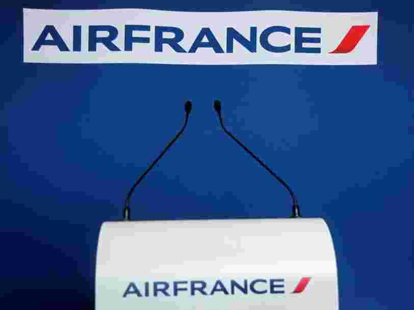 Air France-KLM accueille une nouvelle direction — mais elle ne va pas régler ses problèmes tout de suite