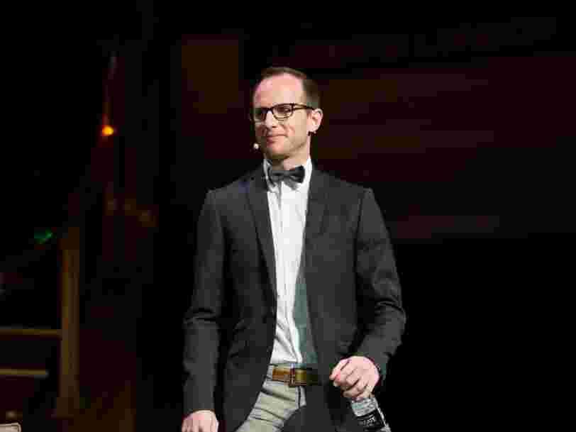 Le cofondateur d'Airbnb admet qu'il n'a 'rien inventé' qui expliquerait le succès mondial de la plateforme