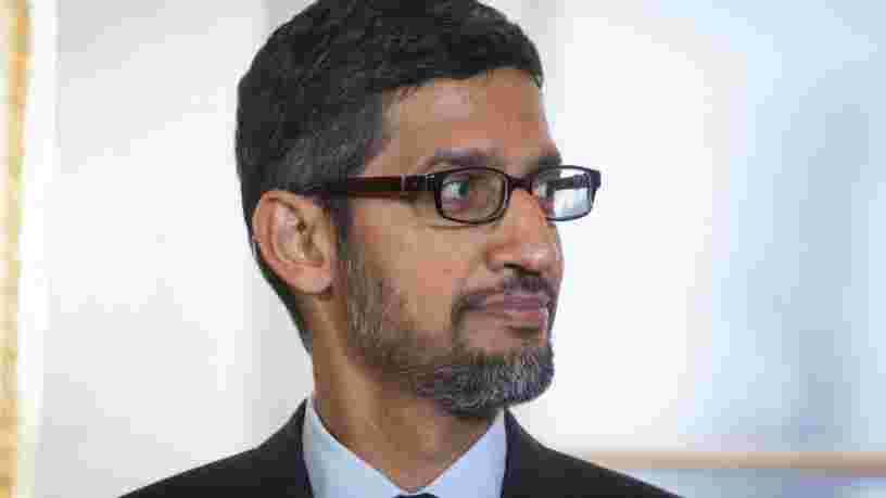 Le DG de Google, Sundar Pichai, a déclaré que la société ne reculerait pas devant le problème que pose 'Fortnite' au business de la boutique d'applications Android