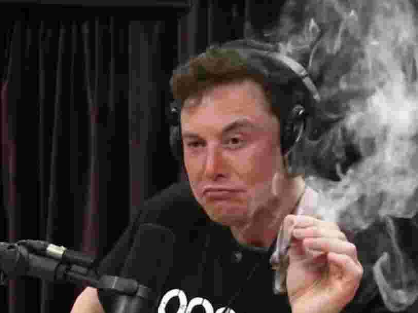La NASA va mener une enquête de sûreté approfondie sur l'environnement de travail chez SpaceX et Boeing après qu'Elon Musk a fumé du cannabis lors d'une émission radio filmée