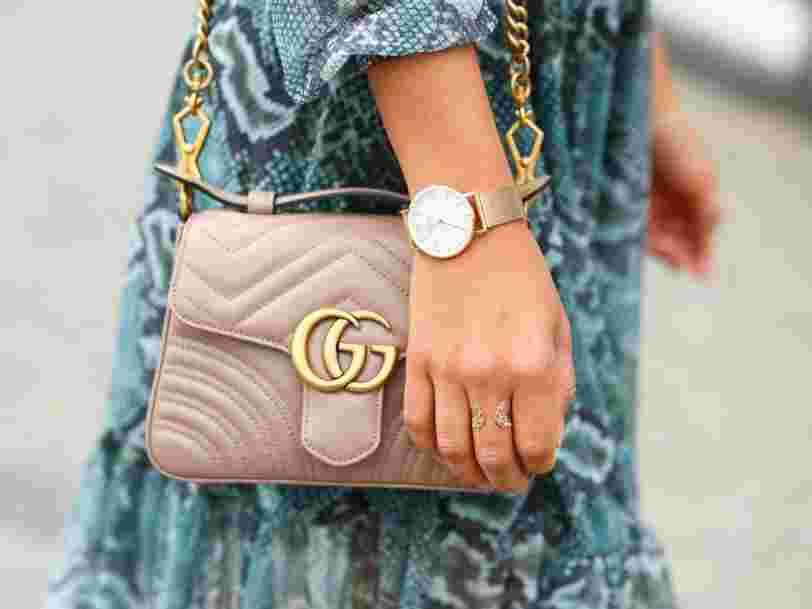 Gucci, Nike, Balenciaga... Les 20 marques de vêtements les plus prisées dans le monde