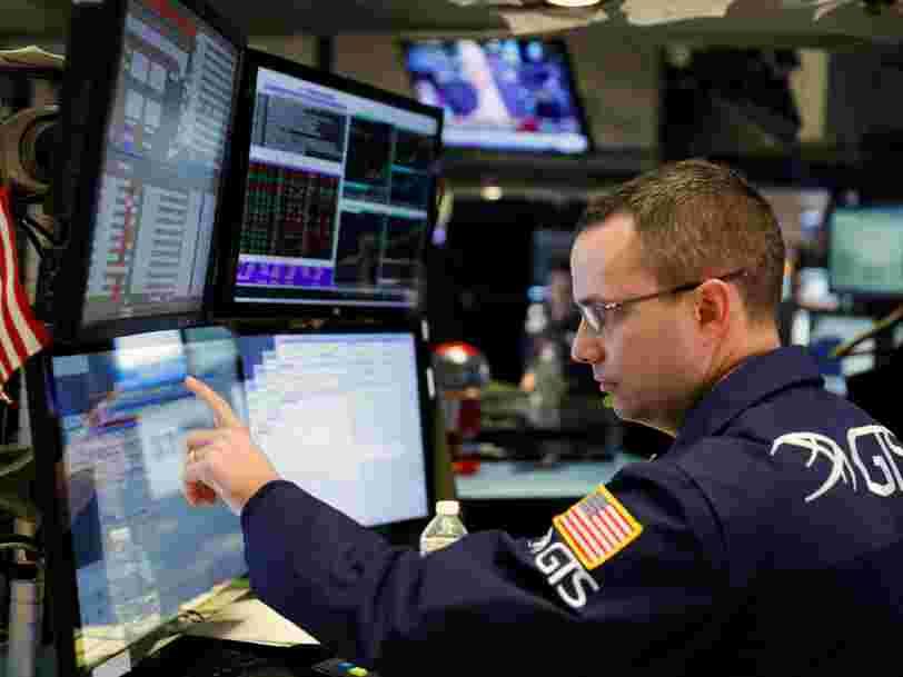 Goldman Sachs a remplacé 600 traders par 200 ingénieurs en 16 ans