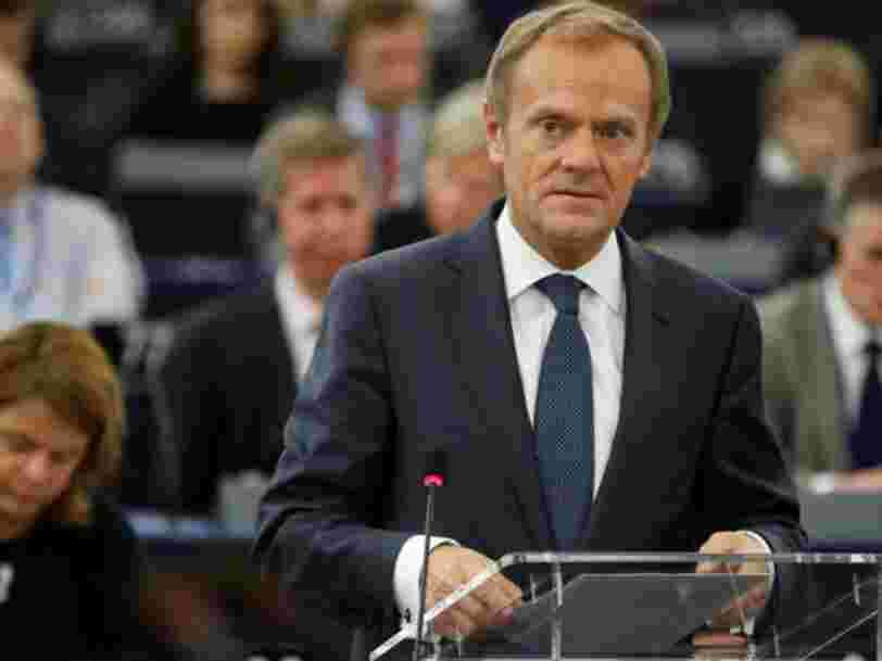 L'UE rejette les exigences de Theresa May sur un vaste accord commercial après le Brexit