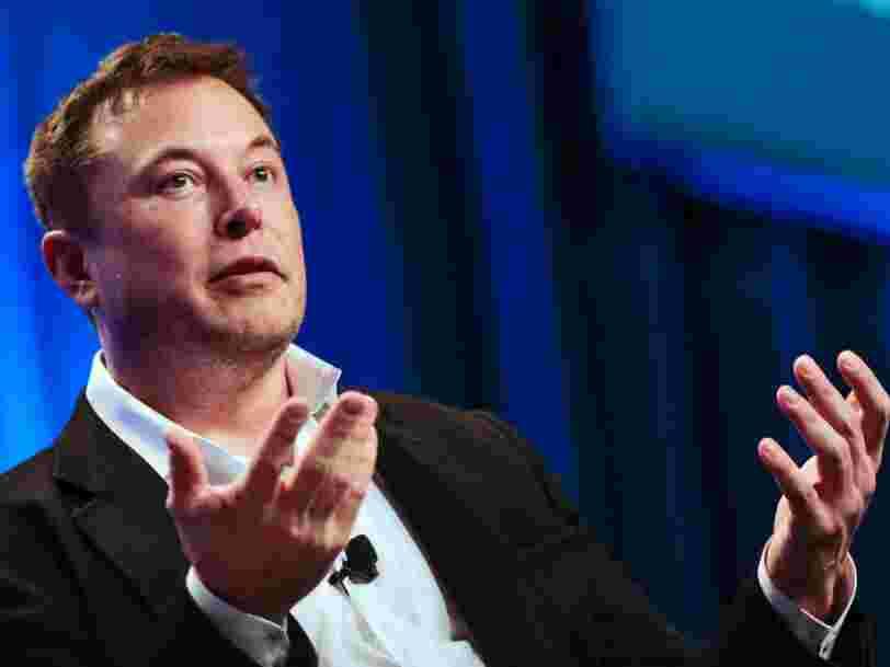 Elon Musk avoue que Tesla a frôlé la faillite cette année avec les problèmes de production de la Model 3