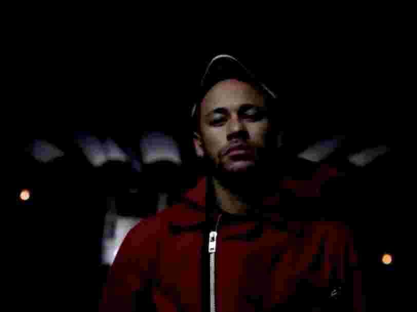 Neymar révèle avoir joué dans 'La Casa de Papel' saison 3
