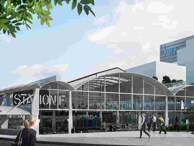 Ventech a déjà pris un bureau dans Station F — voici ce que cet investisseur attend du plus grand campus de startups au monde