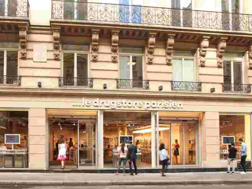 Comment 2 cadres de L'Oréal et Casino se sont affranchis des usages de leurs groupes pour ouvrir ensemble en 6 mois un nouveau concept de magasin qui pourrait bientôt être lancé partout dans le monde